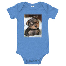 Load image into Gallery viewer, Yorkshire Terrier Infant Onesie Bodysuit