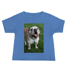 Load image into Gallery viewer, Baby Jersey Outdoor Happy Matilda Bulldog Short Sleeve Tshirt