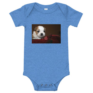 Shih Tzu Infant Onesie Bodysuit