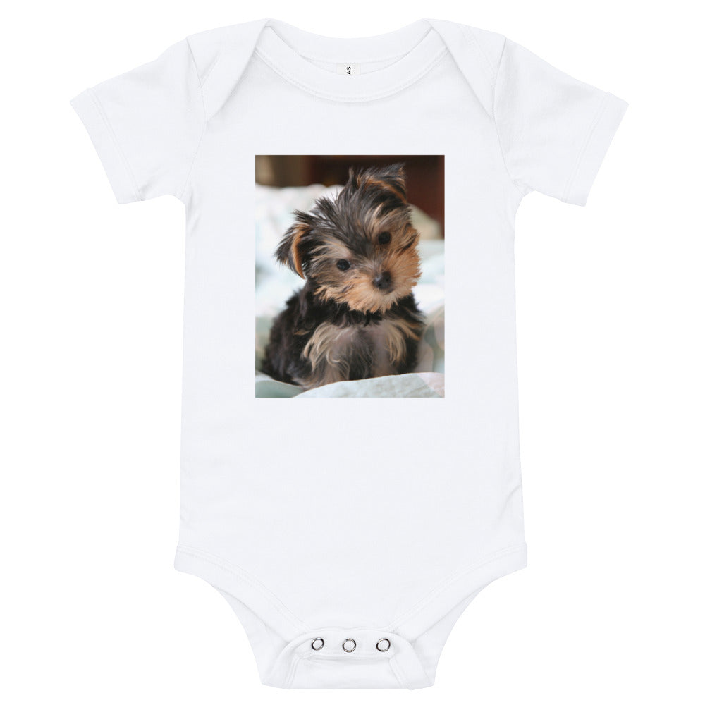 Yorkshire Terrier Infant Onesie Bodysuit