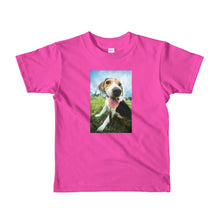 Load image into Gallery viewer, Short Sleeve kids Outdoor Beagle Tshirt