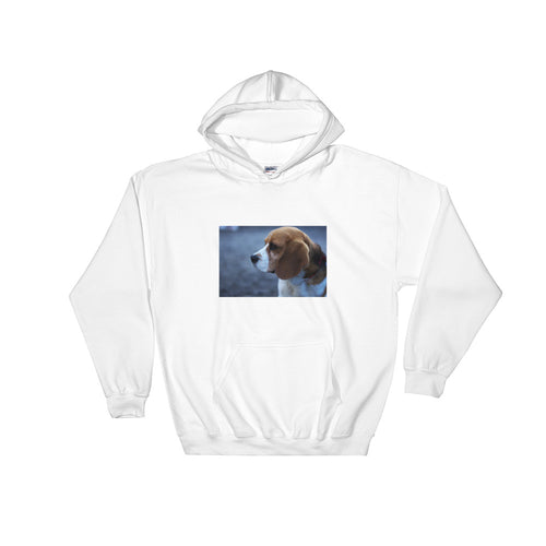 Hooded Beagle Sweatshirt