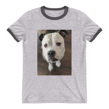 Load image into Gallery viewer, Ringer Diesel the Bulldog TShirt