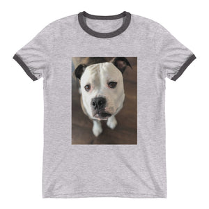 Ringer Diesel the Bulldog TShirt
