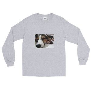 Long Sleeve Sleeping Beagle TShirt
