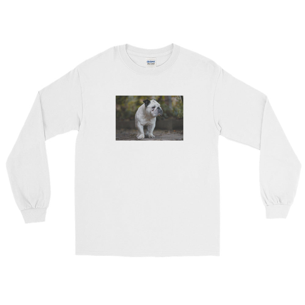 Long Sleeve Outdoor Bulldog TShirt