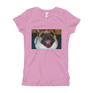 Girl's French Bulldog TShirt