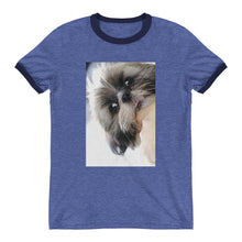 Load image into Gallery viewer, Ringer Shih Tzu TShirt