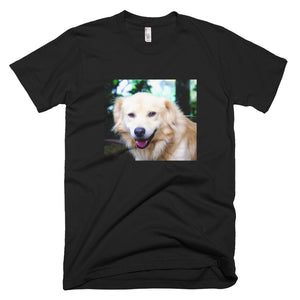 Labrador Retriever Short-Sleeve TShirt