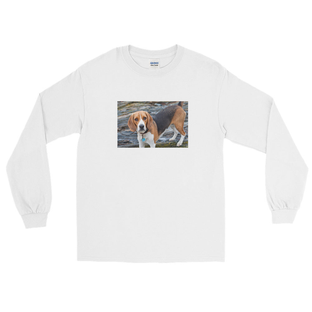 Long Sleeve Lexi Beagle TShirt