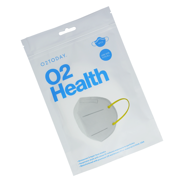 Load image into Gallery viewer, O2TODAY O2Health Respirator