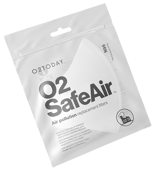 O2TODAY O2SafeAir Replacement filters
