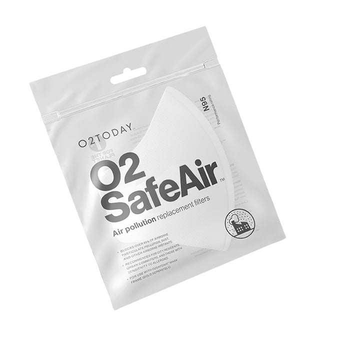 O2TODAY - O2SafeAir replacement filter subscription