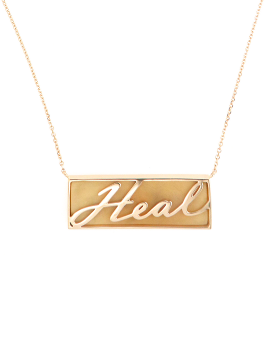 Heal Necklace