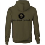 Mr & Mrs Tactical - Hoodie Sweatshirt-Mr & Mrs Tactical
