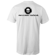Mr & Mrs Tactical - Tall Tee T-Shirt-Mr & Mrs Tactical
