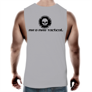 Mr & Mrs Tactical - Mens Tank Top Tee-Mr & Mrs Tactical