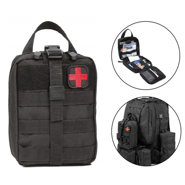 Tactical First Aid Kit Medical Bag
