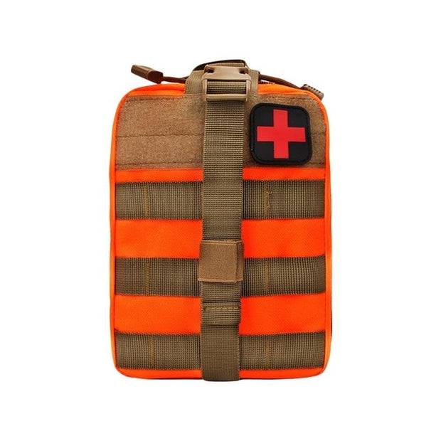 Tactical First Aid Kit Medical Bag-Mr & Mrs Tactical