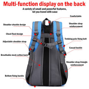 Outdoor Mountaineering Backpack-Mr & Mrs Tactical