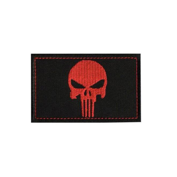 Embroidery Patches-Mr & Mrs Tactical