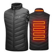 Heated Vest-Mr & Mrs Tactical