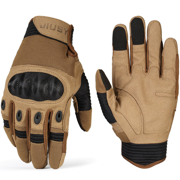 Tactical Full Finger Gloves-Mr & Mrs Tactical