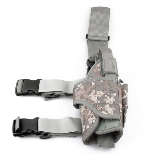 Adjustable Pistol Thigh Holster For Glock 17 19 Beretta M9-Mr & Mrs Tactical