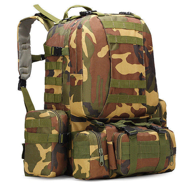 Tactical Go Large Backpack-Mr & Mrs Tactical