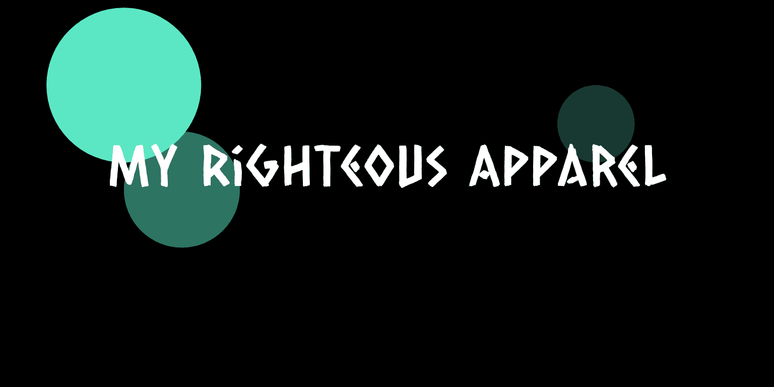 logo my righteous apparel