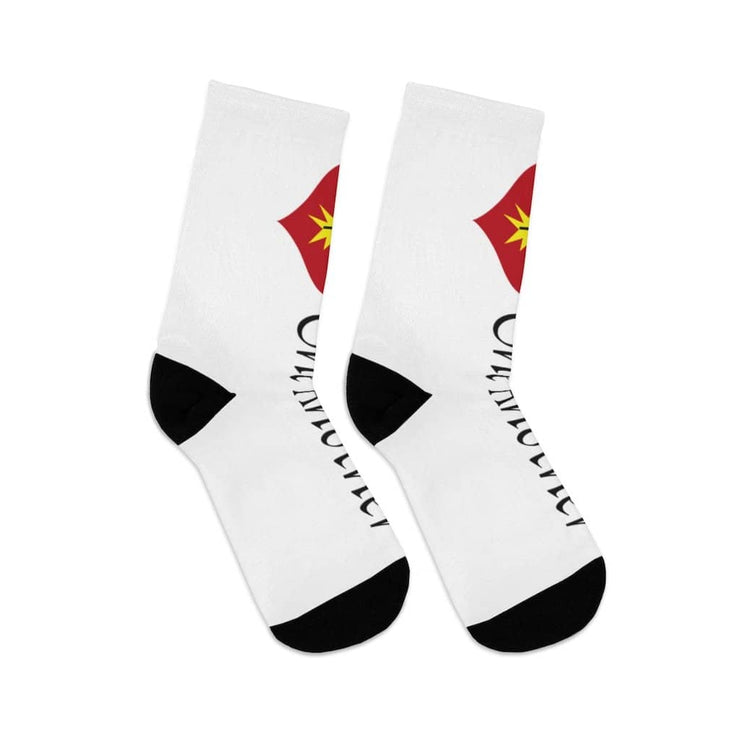 "Tribe Socks ""Love One Another"" (4639253659742)"