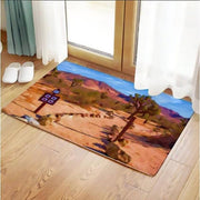 Doormat The Trailhead Free Shipping ! Home Decor