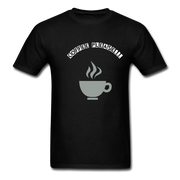 Coffee Please T-Shirt in 8 colors and 9 sizes S-6XL black / S Mens T-Shirt