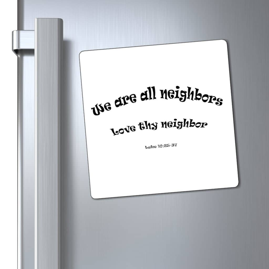 "Magnets ""Neighbors"" in 3 Sizes (4638920441950)"