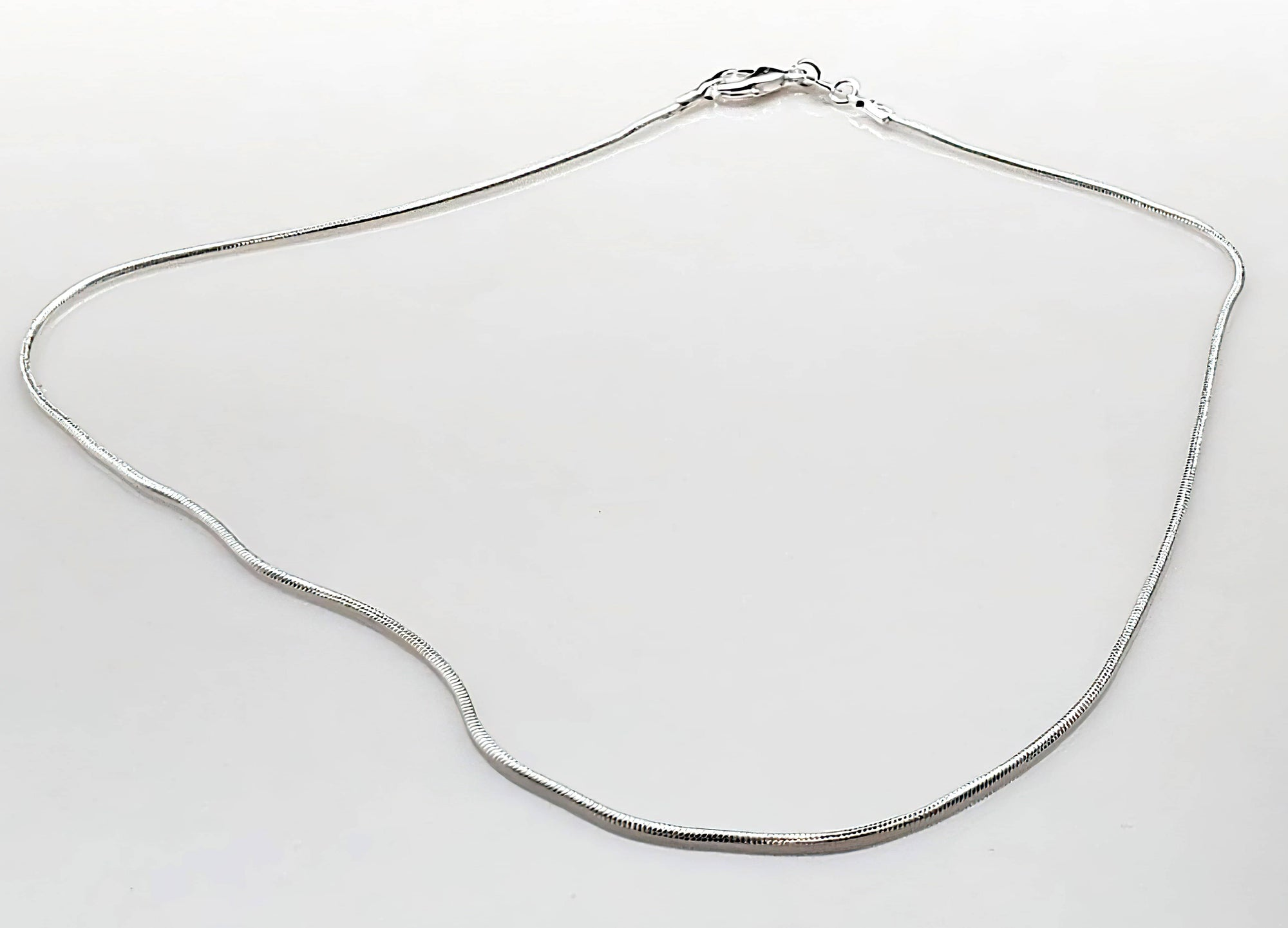 Snake Chain Necklace (4521511485534)