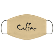 "FMA Face Mask ""Coffee"" (4641219641438)"