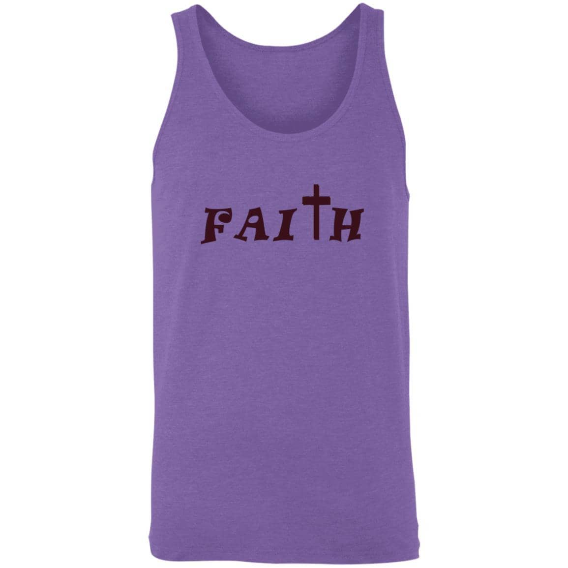 "Unisex Tank Top ""Faith"""