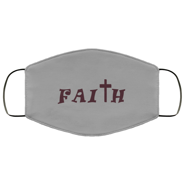 "FMA Face Mask ""Faith"" 2 (4662366371934)"