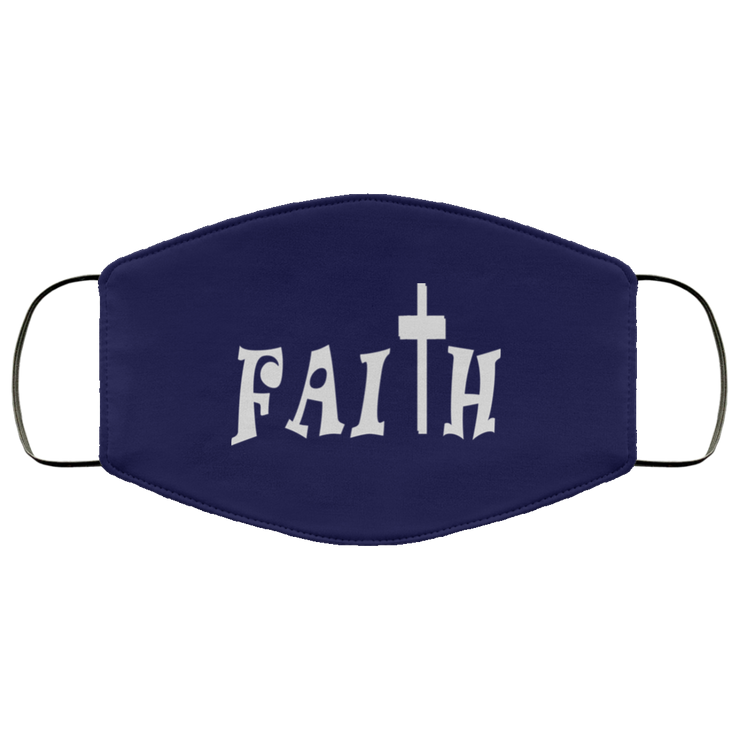 "FMA Face Mask ""Faith"" (4662364274782)"