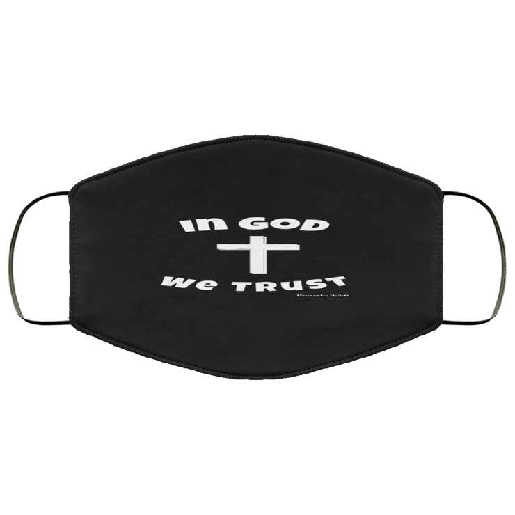 "FMA Face Mask ""In God We Trust"" (4662359982174)"