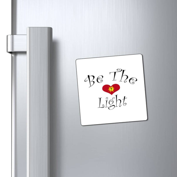 "Magnets ""Be the Light"" in 3 Sizes"