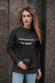 "Heavy Blend™ Crewneck Sweatshirt ""Be Kind"" in 12 Colors and 8 Sizes (4453363581022)"