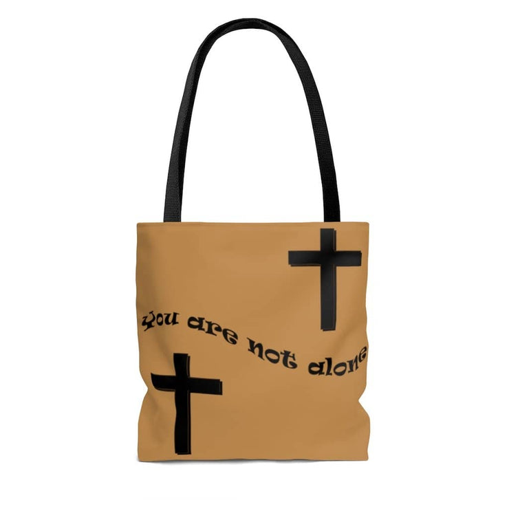 "AOP Tote Bag ""Alone"" (4559112470622)"