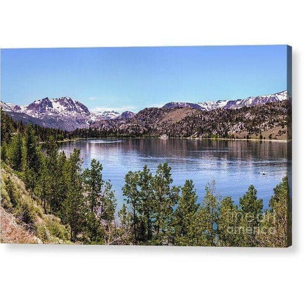 "Acrylic Print ""June Lake"""