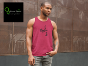 "Bella & Canvas 3480 Jersey Tank ""Jesus Christ"" in 17 Colors and 6 Sizes (3556781949028)"