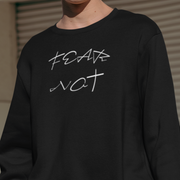 "Heavy Blend™ Crewneck Sweatshirt ""Fear Not"" in 12 Colors and 8 Sizes"