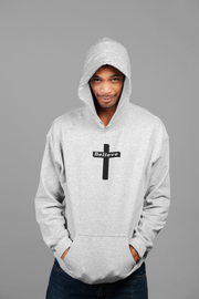 "Heavy Blend™ Hooded Sweatshirt White ""Believe"" in 13 Colors and 8 Sizes (4327816101982)"