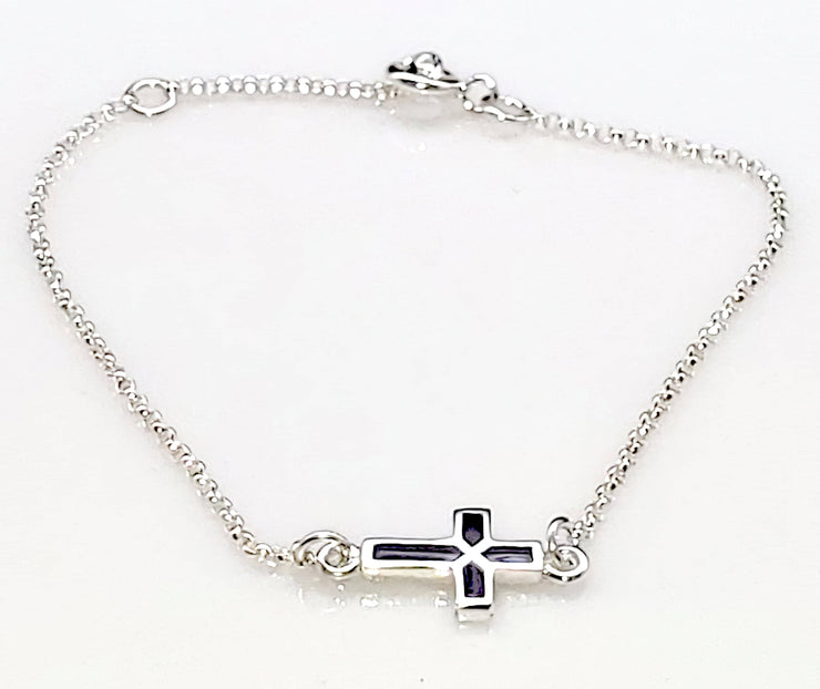 Black Onyx Cross (4588834226270)