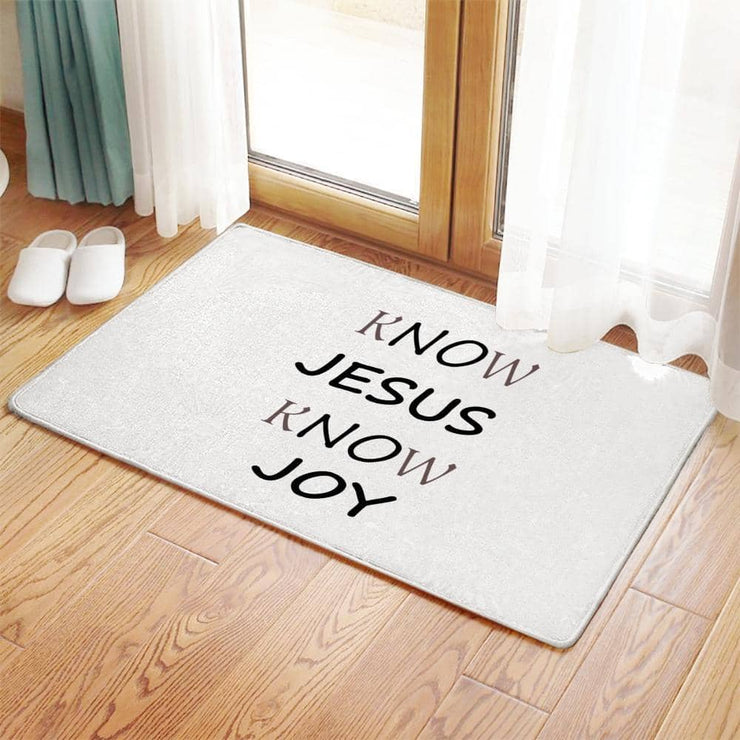 Christian Doormats in 6 Styles with Free Shipping