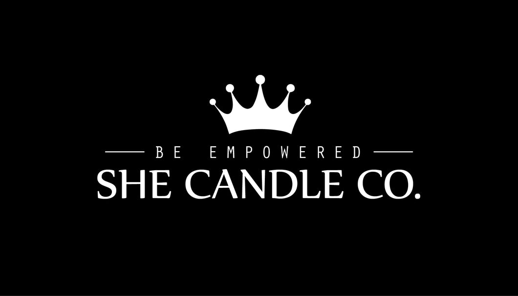 SHE CANDLE CO. GIFT CARD